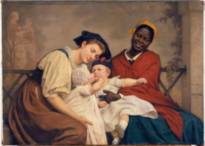 Views: the Black Model Who Graced the Art of 19th-Century France #Blistory
