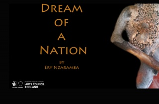 Dream of a Nation (rehearsed reading) - Friday 31st July 3pm, directed by Dawn Walton