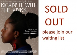 SOLD OUT: Kickin' it with the Kinks - Sheffield film screening #Dark&Lovely