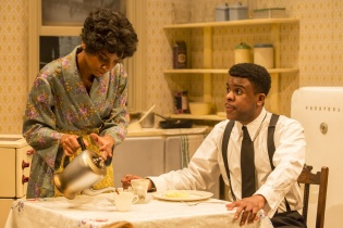 Review: A Raisin in the Sun #Guardian